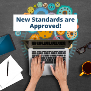 New Standards Approved