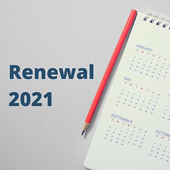 Renewal 2021